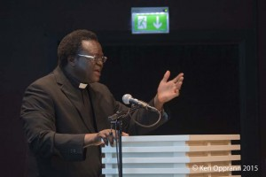 Father Edeh's Lecture at the Oslo Center for Peace and Human Rights